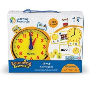 Learning Resources Time Learning Activity IN BOX